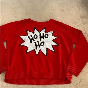 Ho,Ho,Ho\ Yo,Yo,Yo Sweater